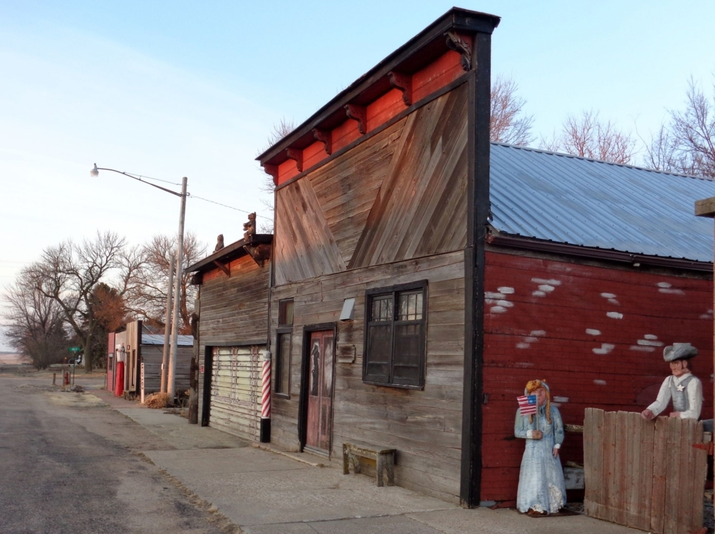 Winnetoon Historic Old West Town
